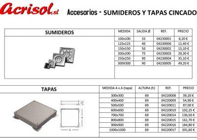 08-Accesorios---SUMIDEROS-Y-TAPAS-CINCADO